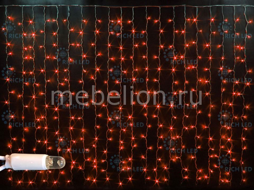 Светодиодный занавес RichLED RL_RL-CS2_1.5-CW_R от Mebelion.ru