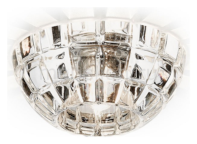 Встраиваемый светильник Ambrella AMBR_D4180_Big_CL_CH от Mebelion.ru