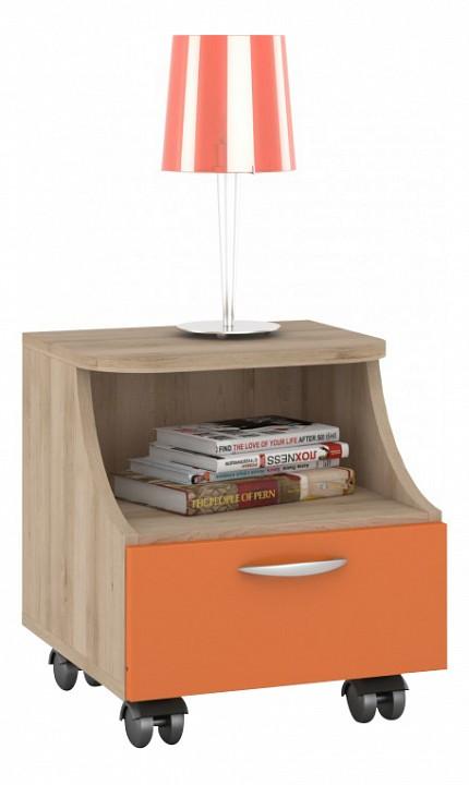 Тумба MOBI MOB_Nika433_orange от Mebelion.ru