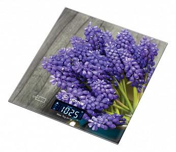 Весы кухонные (18х20 см) Hottek 962-032