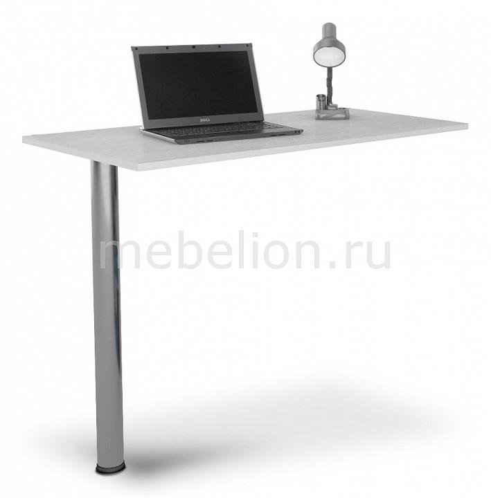 Кухонный стол МФ Мастер MAS_MST-SSR-06-R-16BEL от Mebelion.ru