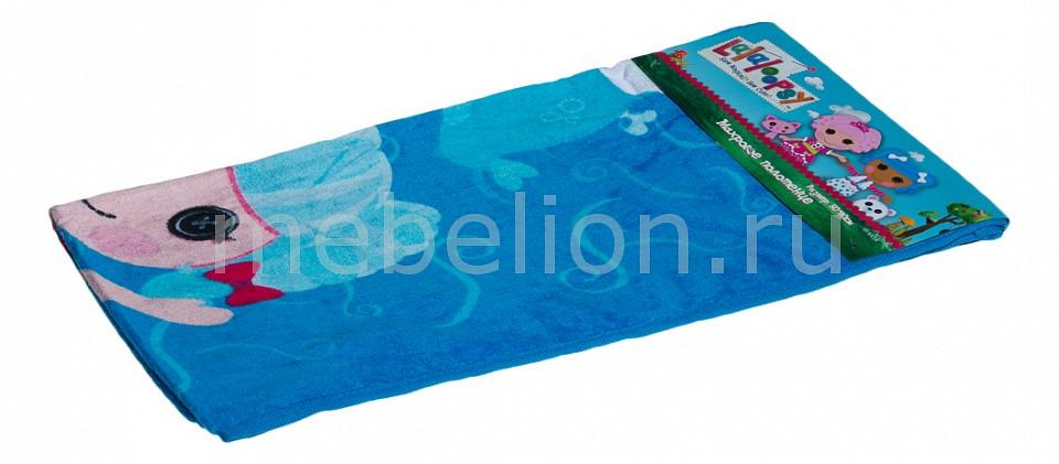 Купить Полотенце для лица (50х90 см) Lalaloopsy, Mona Liza, синий, хлопок 100%