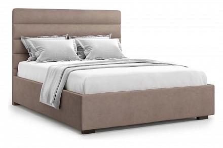 Кровать полутораспальная Karezza 140 Velutto 22