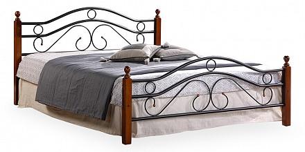 Двуспальная кровать AT-803 TET_5498