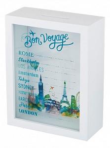 Копилка (17.5х7.5х22.5 см) Bon voyage 124-140