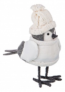 Мягкая игрушка (8х16х18 см) Птичка 476-141