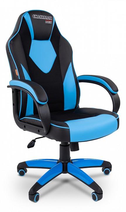 Игровое кресло Chairman CHA_7024559 от Mebelion.ru