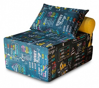 Кресло-кровать PuzzleBag Ice Cream L