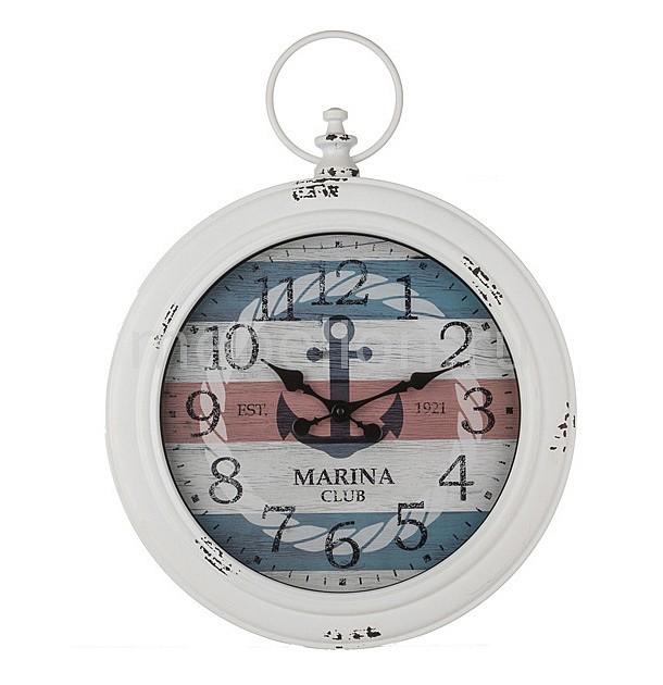 Настенные часы АРТИ-М (43.5х5.5х58.4 см) MARINA CLUB 220-176 арти м 40х50 см lovely home 220 139
