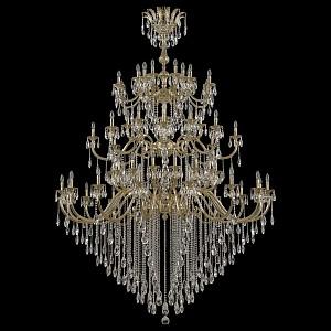 Хрустальная люстра 7218 Bohemia Ivele Crystal (Чехия)