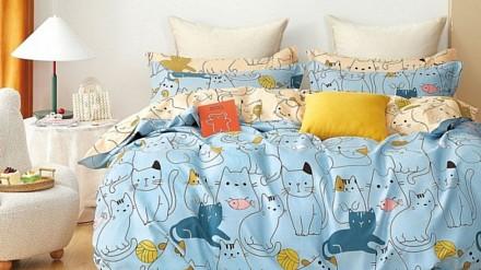 Комплект постельного белья DS-138