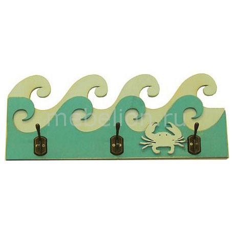 Купить Вешалка Настенная Морская Тема N-261