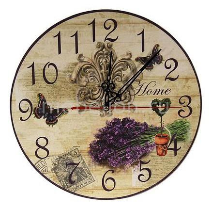 купить Настенные часы Акита (30 см) C32