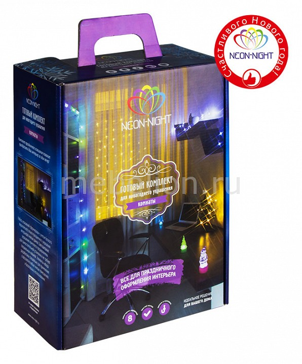 Световая фигура Neon-Night NN_500-025 от Mebelion.ru