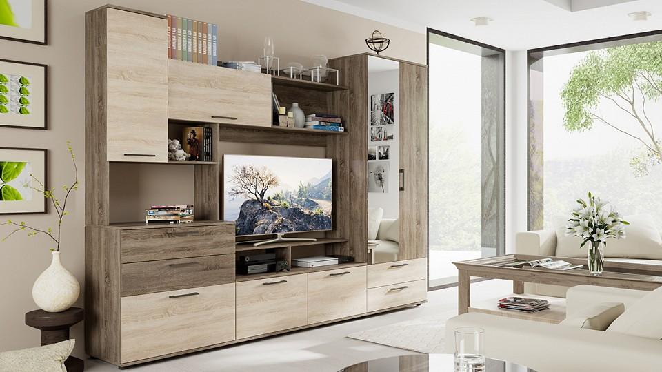 Гостиная Smart мебель SMT_Marta_system от Mebelion.ru