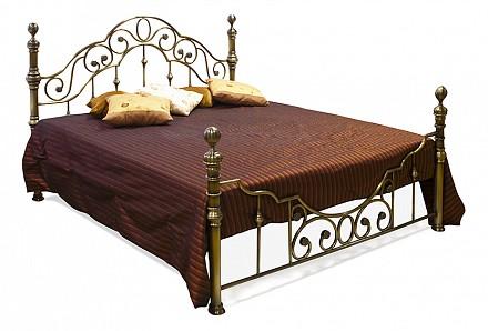 Кровать двуспальная Victoria