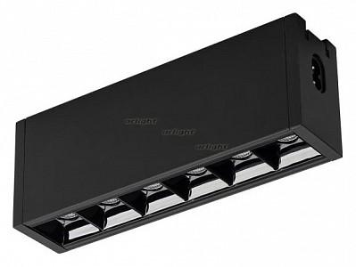 Модульный светильник CLIP-38-LASER-S171-6W Warm3000 (BK, 36 deg, 24V) 026839