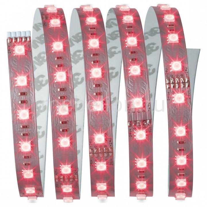 Купить Комплект с лентой светодиодной [1.5 м] ULTRALED 70587, Paulmann, серый, металл