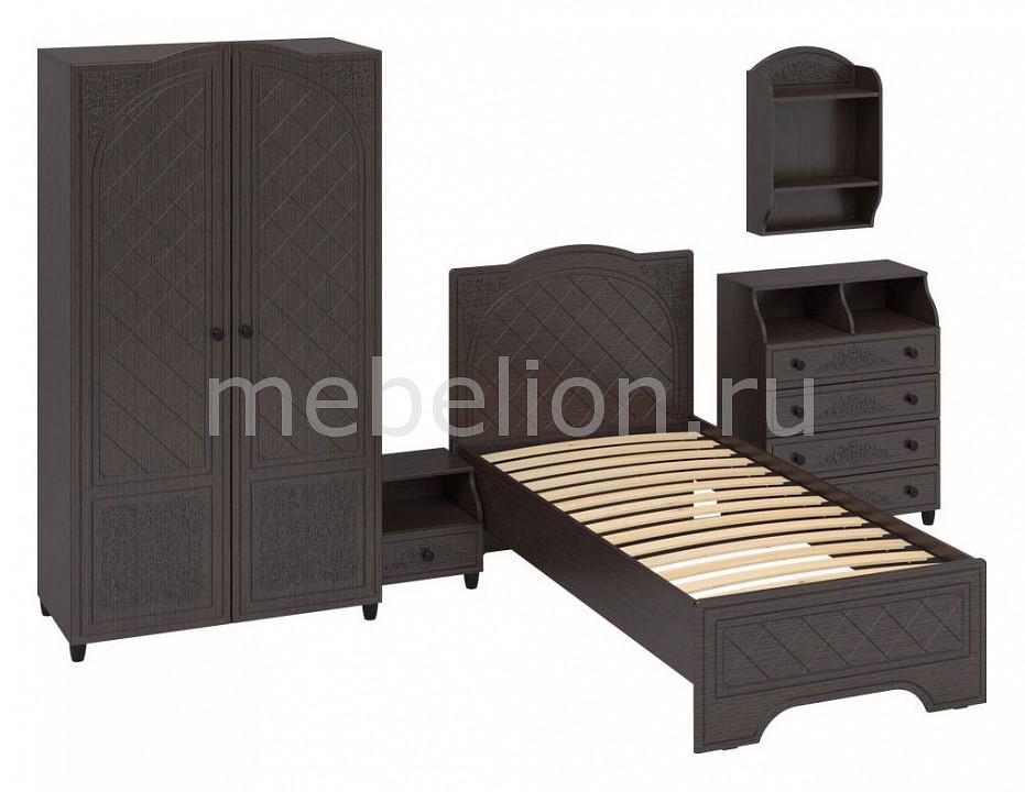 Комод детский Компасс-мебель KOM_Sonya_premium_childrens_room_3 от Mebelion.ru