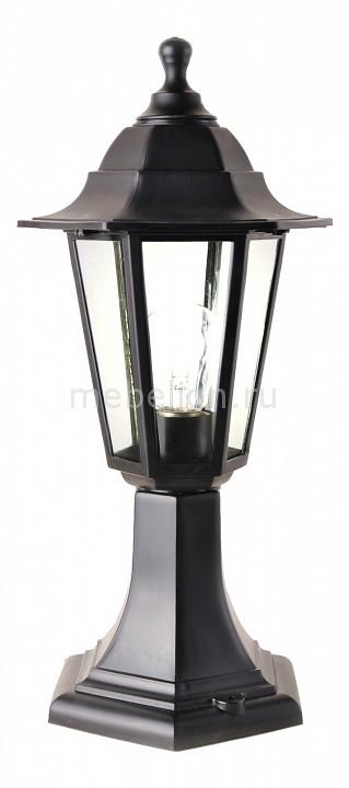 Купить Наземный низкий светильник Belgrade A1214FN-1BK, Arte Lamp