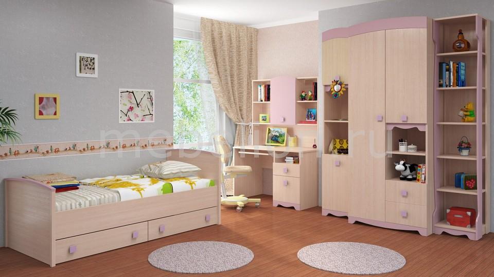 Комод детский Интеди NTD_Pink_system_K1 от Mebelion.ru
