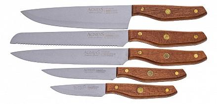 Набор из 5 ножей Agness 911-653