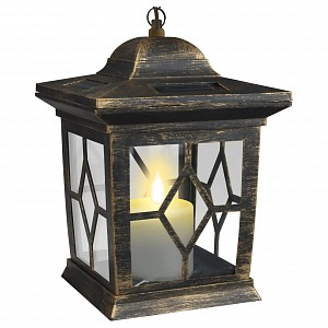 Подвесной светильник USL-S-180/PT220 Bronze lantern