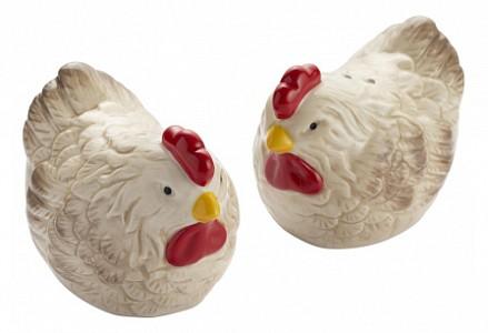 Набор для специй (10х7.5х13.6 см) Country Hens P_0059.638