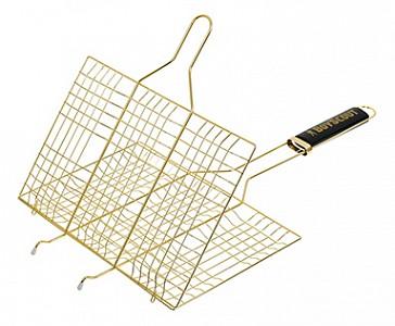 Решетка-гриль (54х33х2.5 см) Boyscout Gold 61908