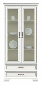 Шкаф-витрина Tiffany 2V2S