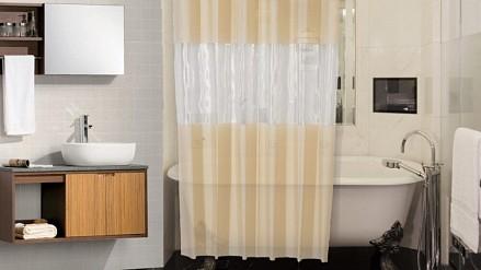 Штора для ванной (180х180 см) YE-0001