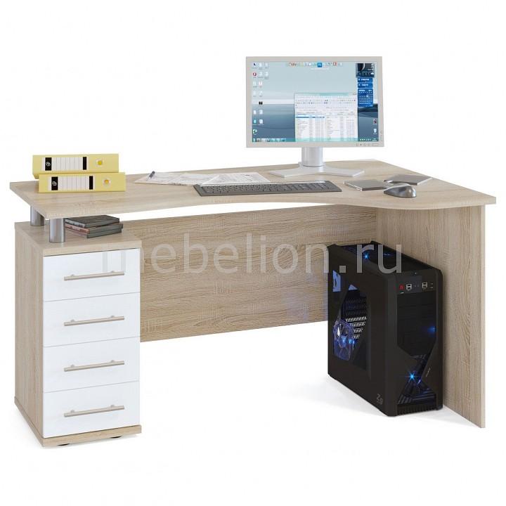 Купить Стол письменный Стрейт-1 КСТ-104.1Л, Сокол
