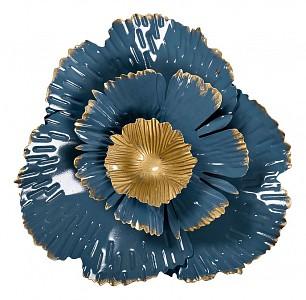 Фигура настенная (23.5x23.5 см) Цветок 37SM-0848