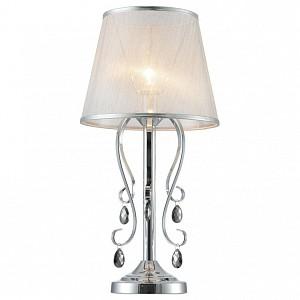 Настольная лампа декоративная Simone FR2020-TL-01-CH