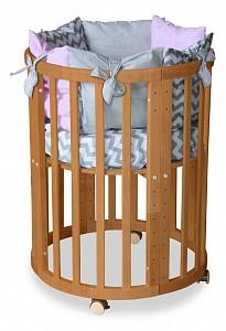 Кроватка-трансформер Polini kids Simple 910