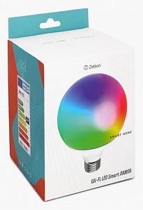 Лампа светодиодная [LED] Zetton E27 18W 2700-6500K