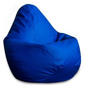 Кресло-мешок Фьюжн Синее L