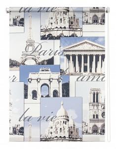 Штора рулонная (80x175 см) Париж