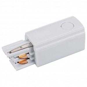 Заглушка для трека [99x32.5x32.5] Lgd-4tr Lgd-4TR-CON-POWER-R-WH (C)