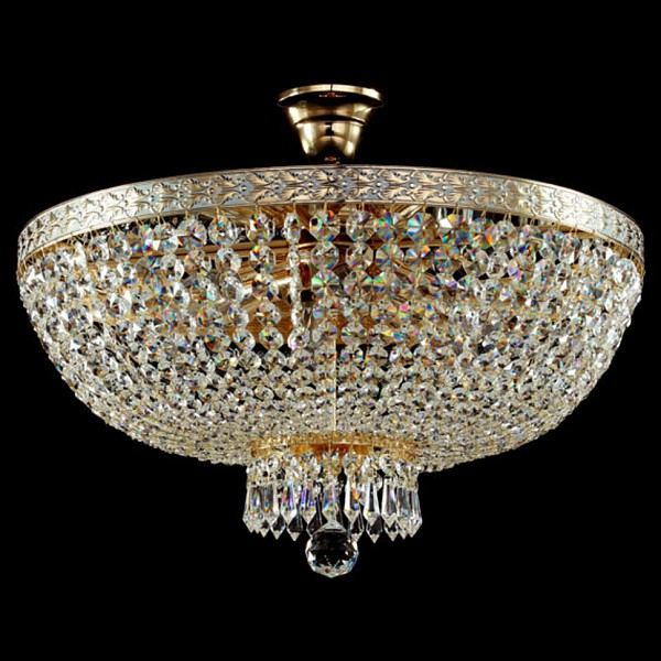 Люстра на штанге Diamant 6 DIA750-PT50-WG Maytoni  (MY_DIA750-PT50-WG), Германия