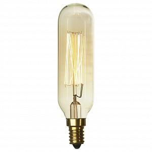 Лампа накаливания Edisson E14 220В 40Вт 2800K GF-E-46