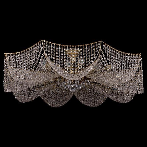 Люстра на штанге 7708/18/G Bohemia Ivele Crystal  (BI_7708_18_G), Чехия