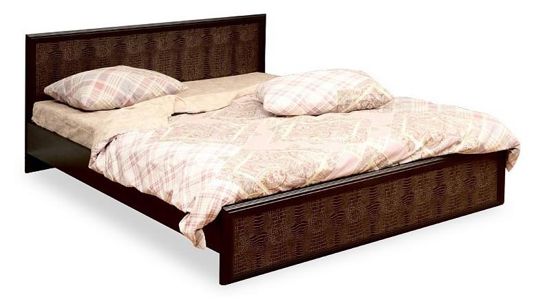 Кровать полутораспальная Волжанка 06.259