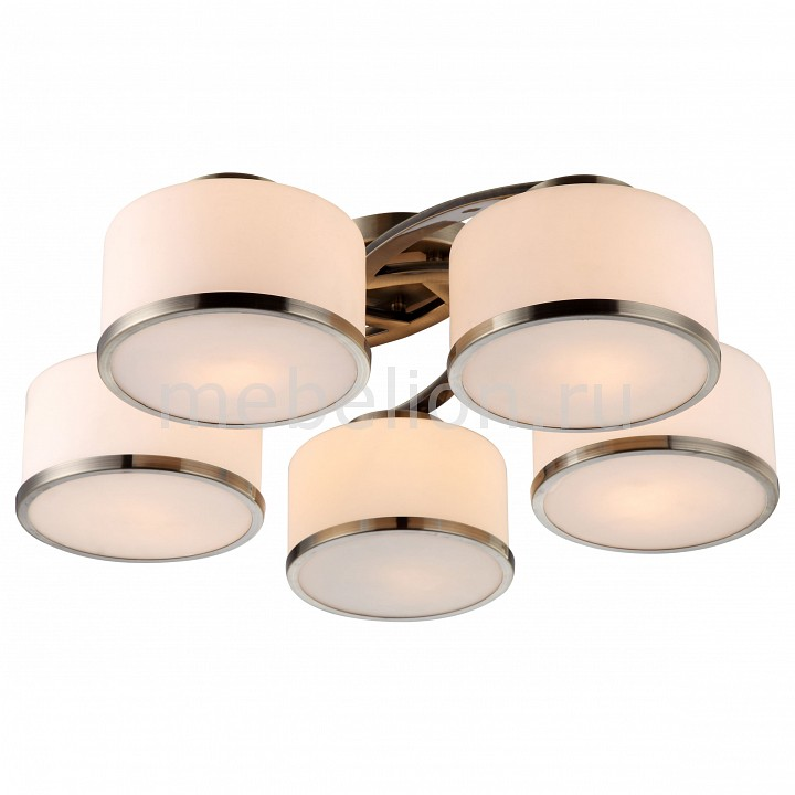Купить Потолочная люстра Manhattan A9495PL-5AB, Arte Lamp