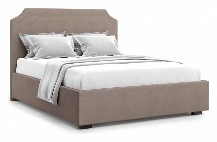 Кровать двуспальная Lago 180 Velutto 22