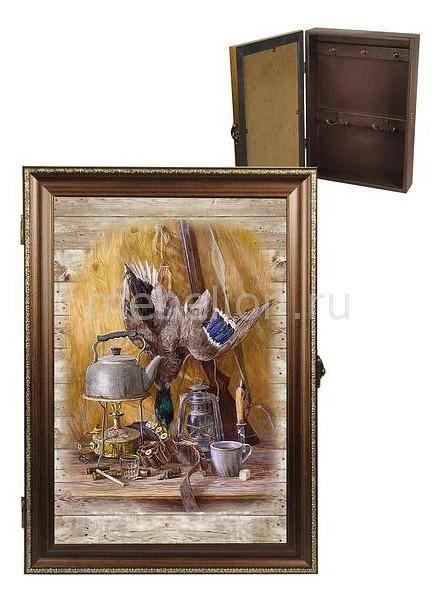 Ключница Акита (24х34 см) Утка 312-34 ключница акита 23х33 см каретная стяжка 7360