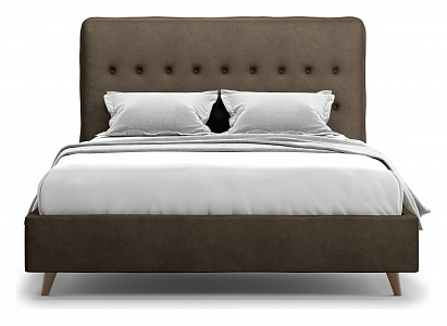 Кровать полутораспальная Bergamo 140 Lux Velutto 23