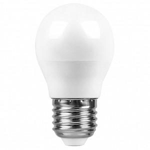 Лампа светодиодная SBG4507 E27 220В 7Вт 2700K 55036