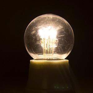Лампа светодиодная Dia E27 220В 1Вт 3000K 405-126