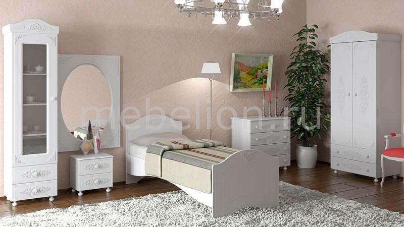 Комод детский Компасс-мебель KOM_Assol_childrens_room_4 от Mebelion.ru